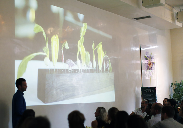 Greg Hathaway, Creative Director at Maple, discusses the future of food and drink at Taste Mode New York.