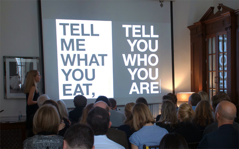 The second event in a global launch series for Taste Mode 2016 from Pearlfisher Futures took place in central London in November.